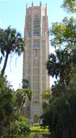 La Bok Tower de Lake Wales