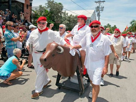 Festival Hemingway (Photo : Rob O'Neal/Florida Keys News Bureau/HO)