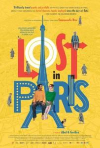 Affiche du film Lost in Paris