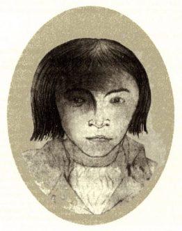 Autoportrait de Louis-Michel Aury