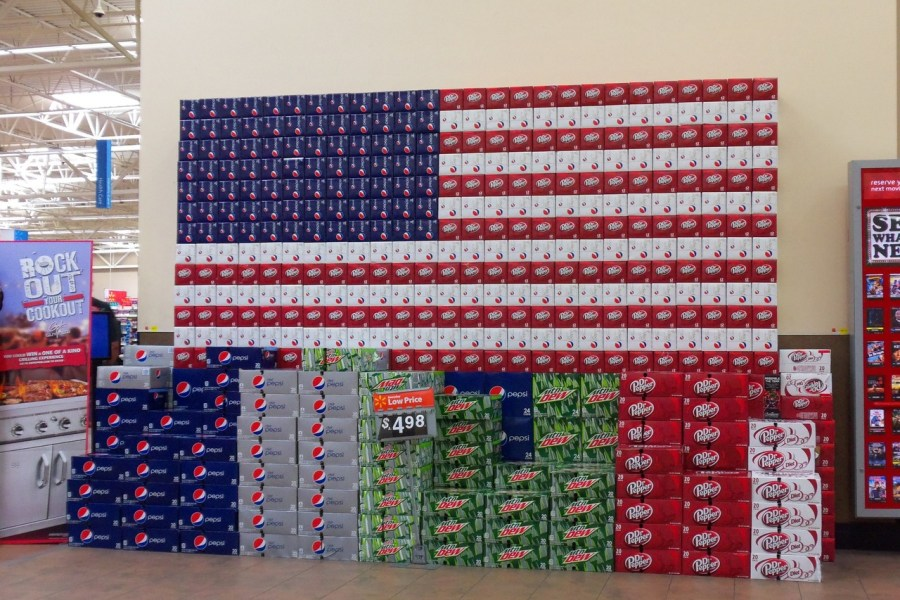 stars-and-stripes : le drapeau américain