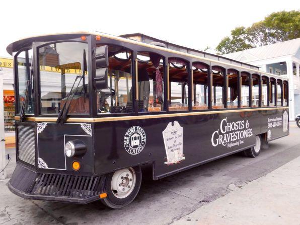 Ghost Tours de Key West : visites de nuit en bus !