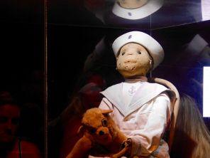 """La poupée maléfique """"Robert-the-Doll"""" à la East Martello Tower de Key West (fort datant de la guerre de sécession)"""