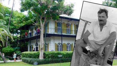 Photo of Maison d'Ernest Hemingway à Key West : un écrin pour un écrivain