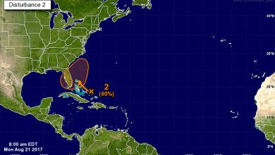 Photo of Fortes pluies attendues sur la Floride à partir de mardi 22 août