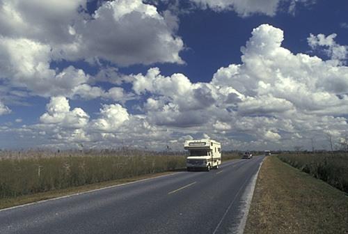 Route des Evergales - Floride