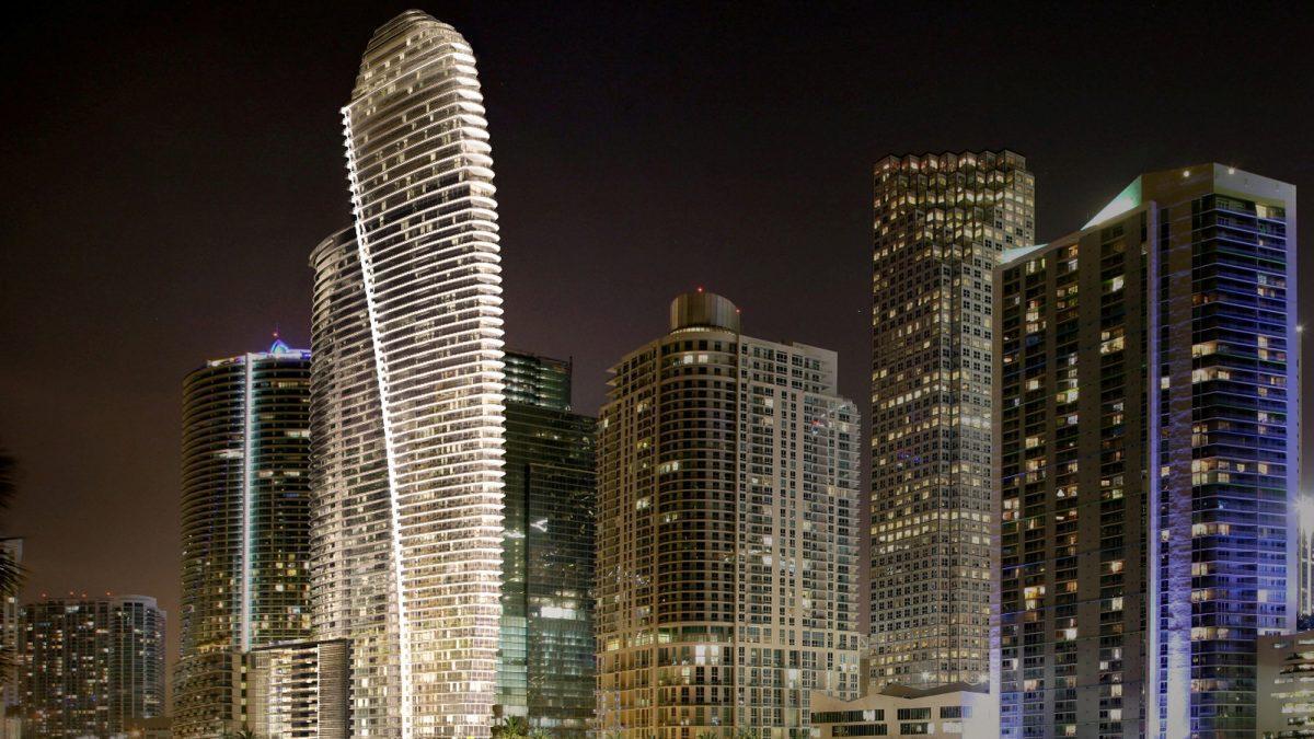 Aston Martin lance un projet immobilier de luxe à Miami