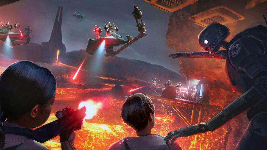 Star Wars : Secret of The Empire