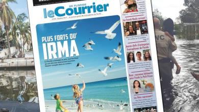Photo of Le Courrier de Floride d'Octobre 2017 est sorti !