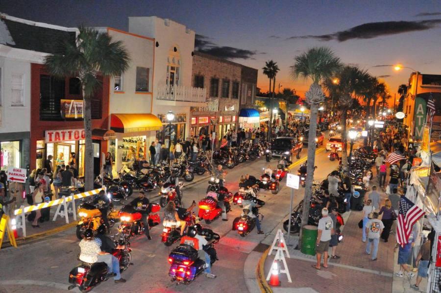 Biketoberfest de Daytona Beach