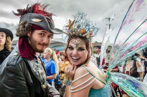Boyton Beach Haunted Pirat Fest and Mermaid Splash