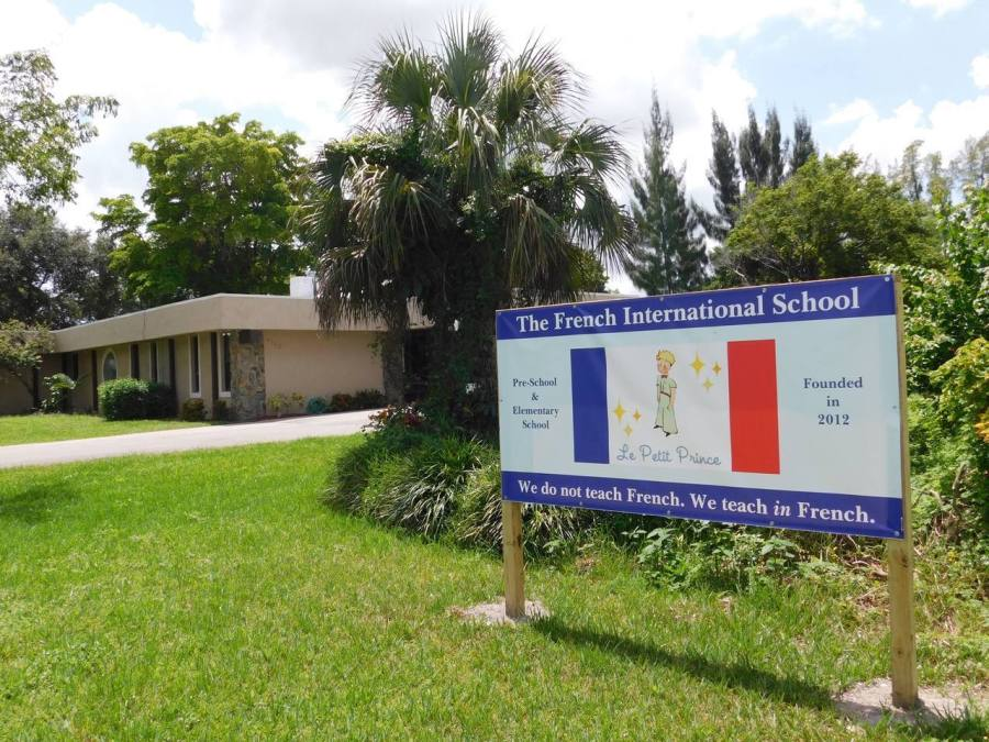 Ecole Le Petit Prince French American School Boca Raton
