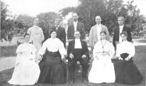 La secte Koreshan de Floride