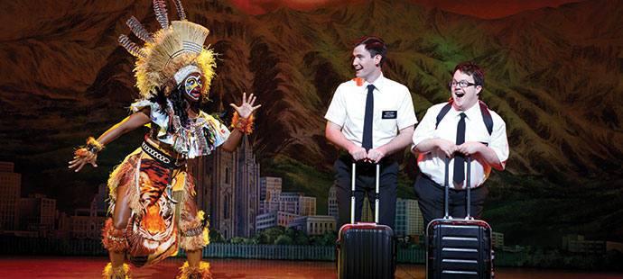 The Book of Mormon en spectacle à Miami