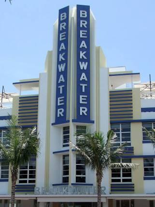 Breakwater Hotel - Miami Beach