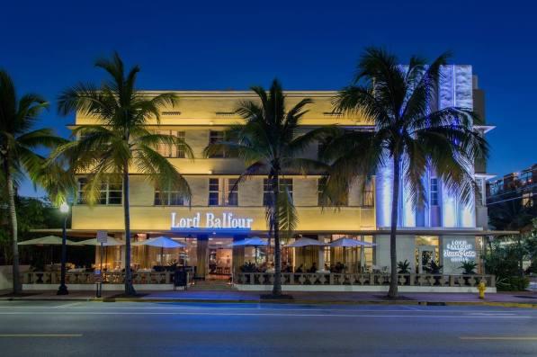 Room Mate Lord Balfour - Miami Beach