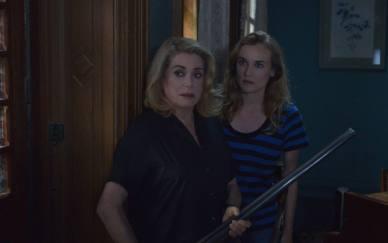 """Catherine Deneuve et Diane Kruger dans """"Tout nous sépare"""""""