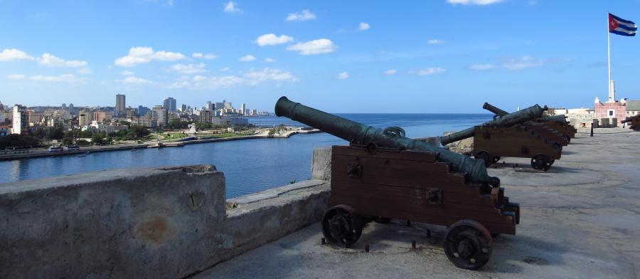 Fortaleza de San Carlos de la Cabaña - La Havane - Cuba