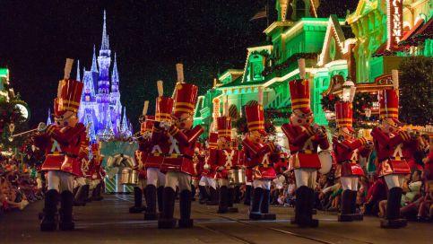 Parade de noël Disney - Orlando