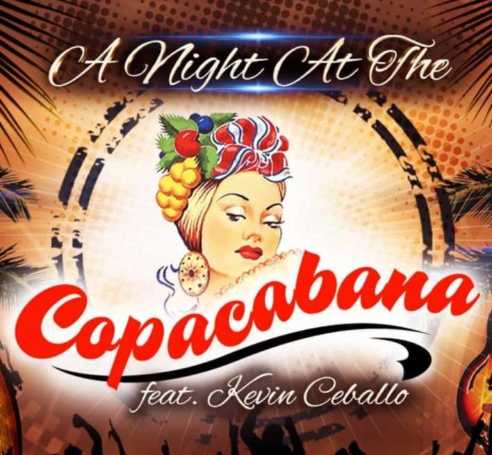 Show Une nuit à Copacabana