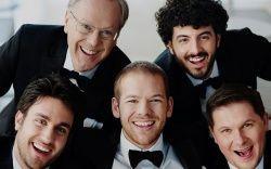 Canadian Brass Quintet avec Joel Bacon