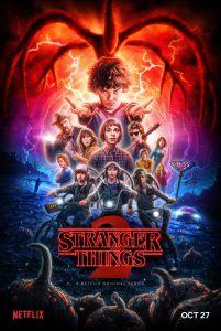 saison 2 de Stranger Things