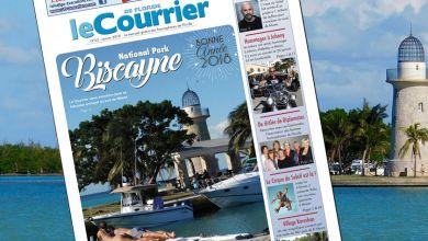 Photo of Le Courrier de Floride de Janvier 2018 est sorti !