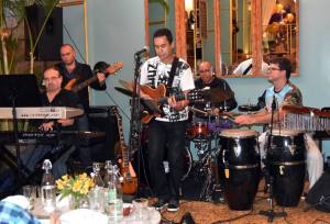 South Beach Jazz Festival - Ensemble Roland Grooscors