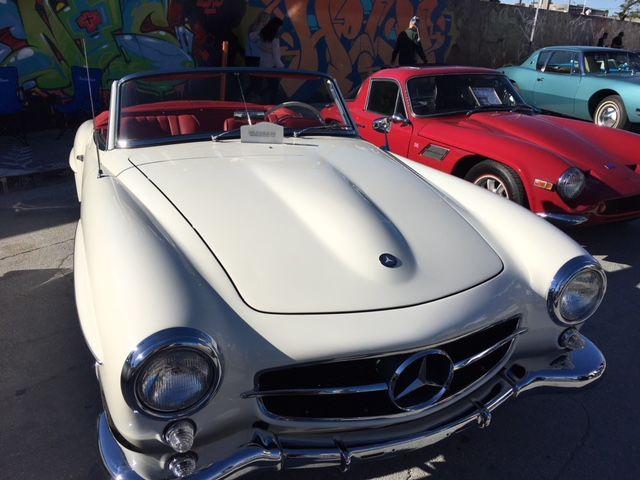 Promenade Auto Wynwood 2017 Sydney Vallon Prix PininFarina Best in show