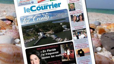 Photo of Le Courrier de Floride de Février 2018 est sorti !
