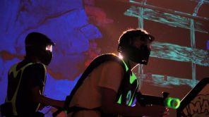 Xtreme Action Park de Fort Lauderdale, labyrinthes et fusils lasers