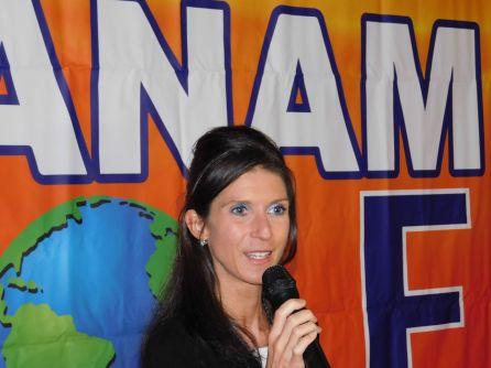 Anne Josée Beland de Canam Golf