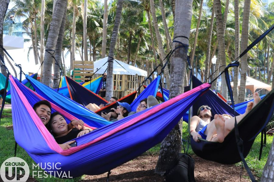 Groundup Music Festival Miami
