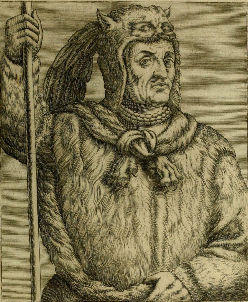Le chef Satouriona