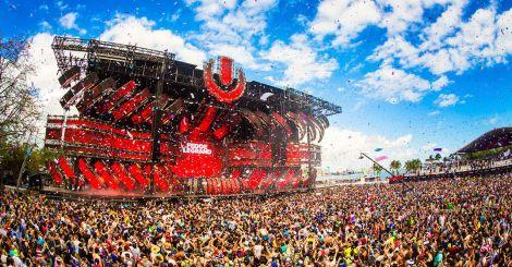 Spring Break Miami - Festival Ultra (Crédit photo : ultramusicfestival.com)
