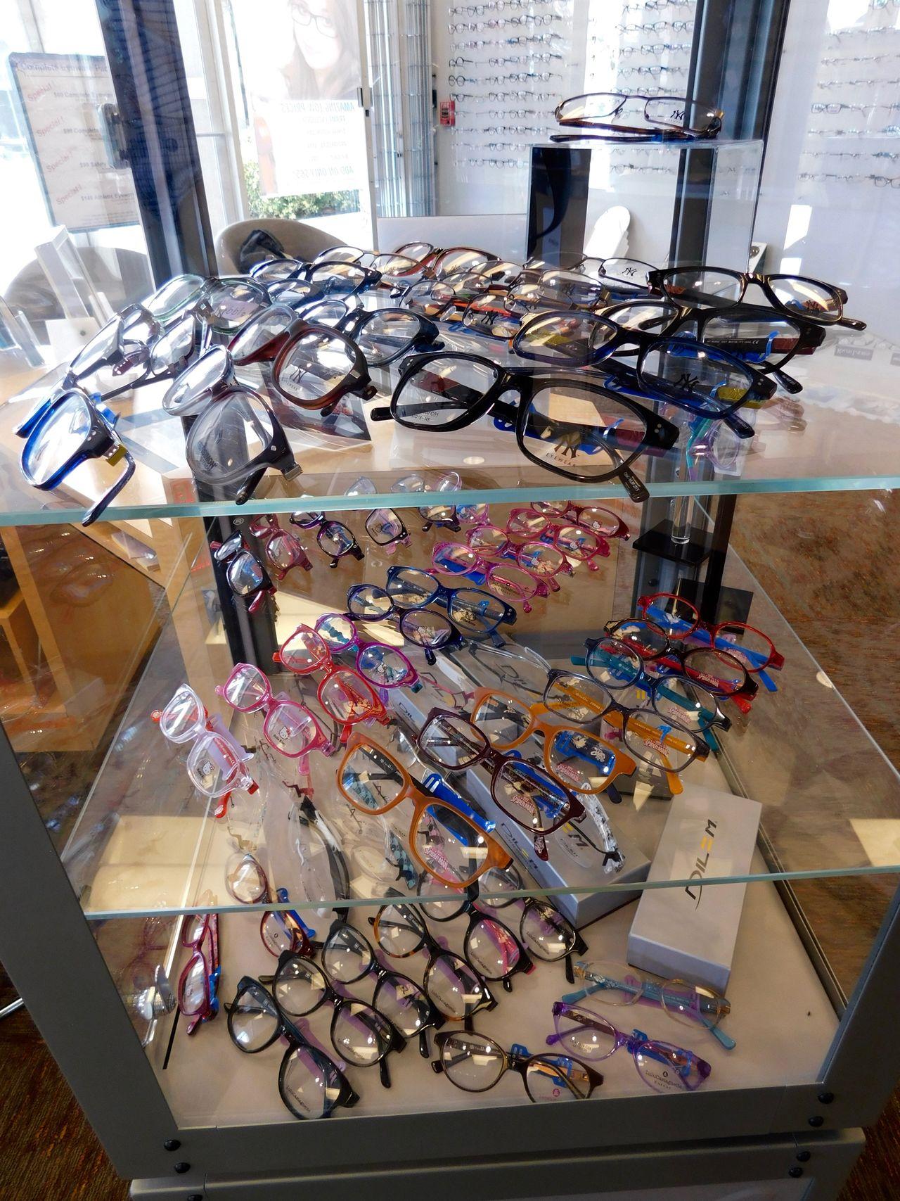 Vision Store : magasin d'optique, opticien, ophtalmologue, optométriste à Deerfield Beach en Floride