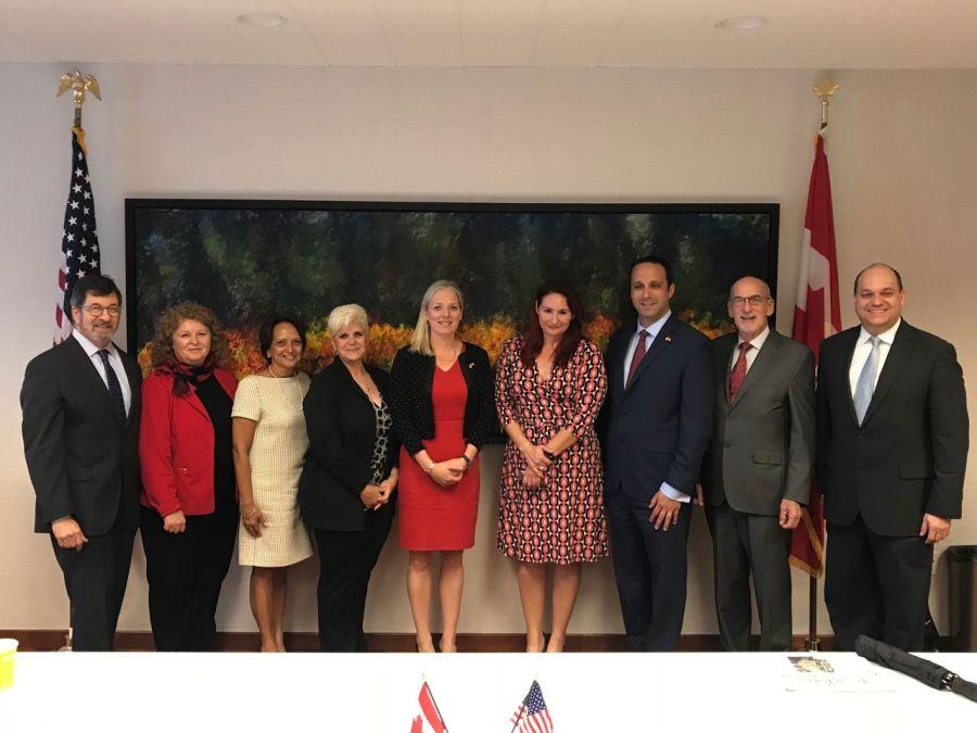 Visite Miami Ministre C McKenna