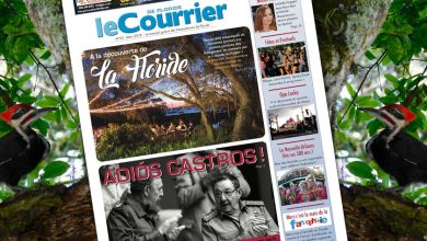 Photo of Le Courrier de Floride de Mars 2018 est sorti !