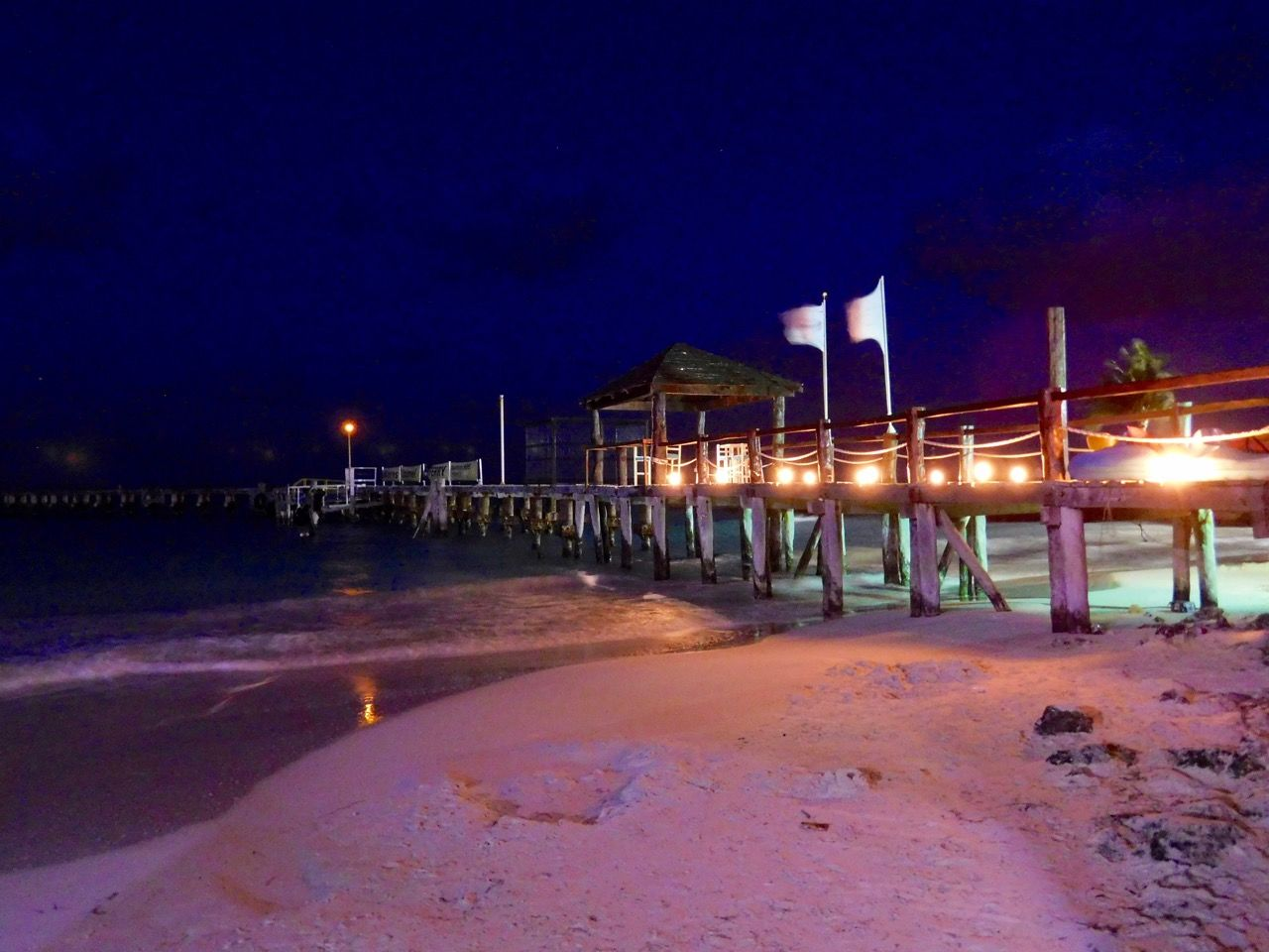 plage de Cancun au Mexique