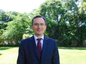 Clément Leclerc, consul général de France à Miami