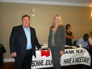 Daniel Dion & Marie-Josée Denis