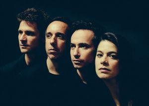 Le quatuor Ebene en concert à Palm Beach