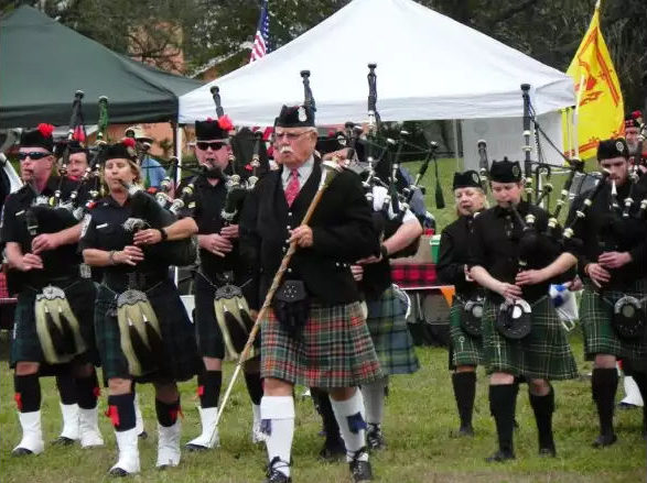 Scottish Festival and Highland Games à Plantation en Floride