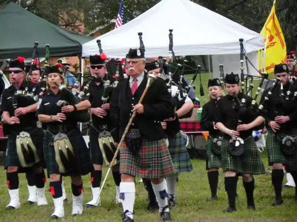 Scottish Festival and Highland Games à Plantation en Floride