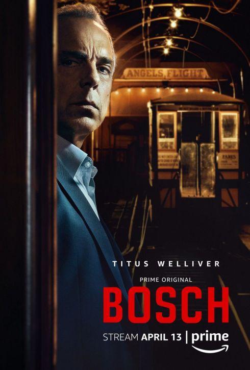 Bosch, quatrième saison sur Amazon Prime