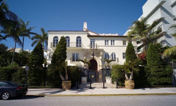 The Villa / Casa Casuarina : l'ex maison de Gianni Versace sur Ocean Drive à South Beach / Miami Beach