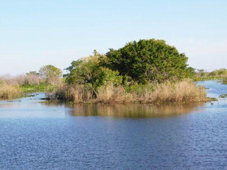 Le Lac Okeechobee à Clewiston, en Floride