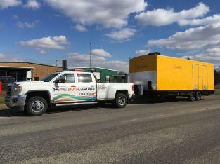 Duo-Caroma Transport camion