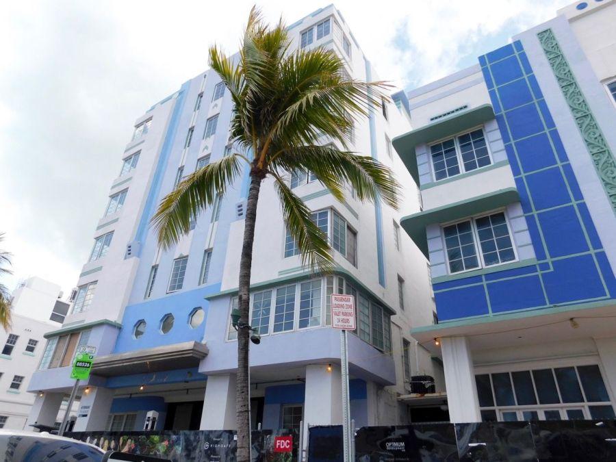 Park Central Hotel sur Ocean Drive à Miami Beach