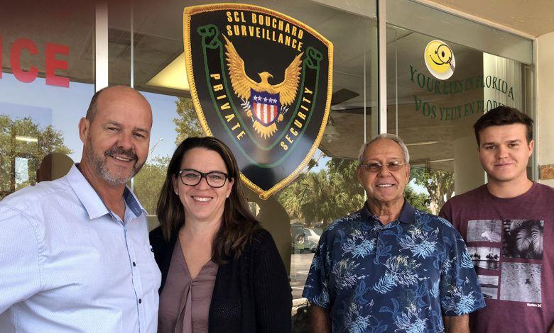 SCL Bouchard / Sécurité et surveillance des résidences en Floride